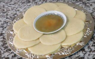 Рецепт марокканських млинців