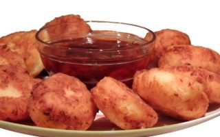 Як приготувати картопляні сирники