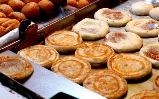 Рецепт корейських оладок хотток