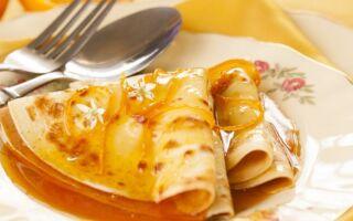 Рецепт французьких млинців