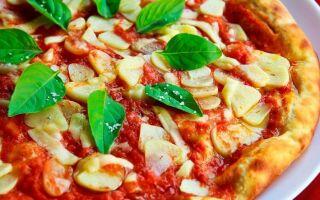 Історія піци