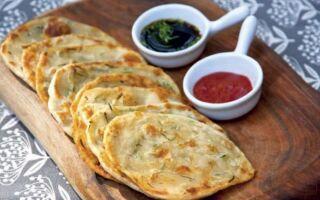 Рецепт китайських млинців