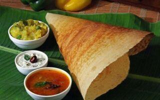 Рецепт незвичних та оригінальних млинців — індійська доса
