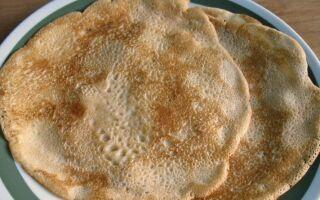 Рецепт староруських млинців