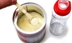 Рецепт млинців на дитячій суміші