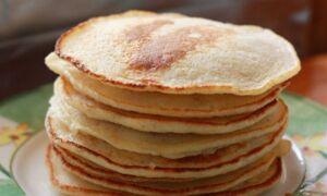 Рецепт млинців без додавання борошна