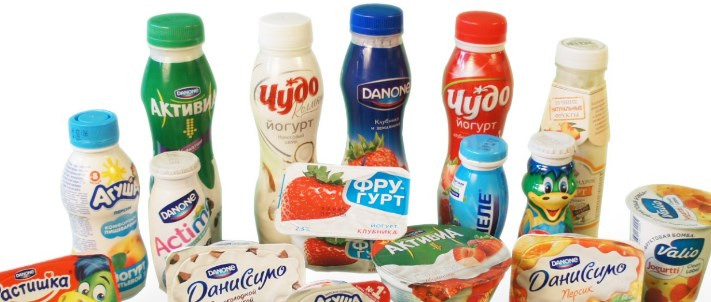 Кисломолочні продукти