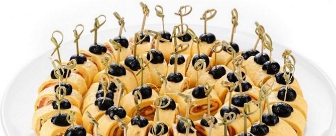 З оливками