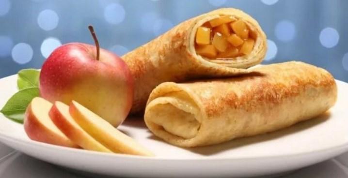 Яблучна начинка